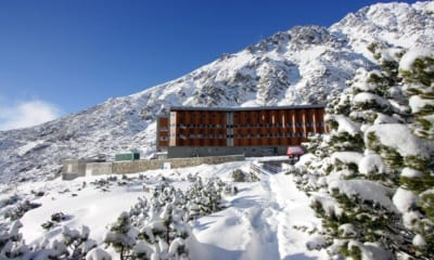 Ideální dovolená? Sliezsky dom ve Vysokých Tatrách