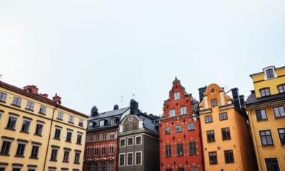 Stockholm - náměstí