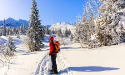 Zimní túra v Tatrách