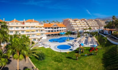 Dovolená v hotelu Tropical na Kanárských ostrovech v Tenerife