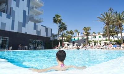 Užij si vyhřívaný bazén v adults only hotelu Marieta na Kanárských ostrovech, kde dovolen stojí za to