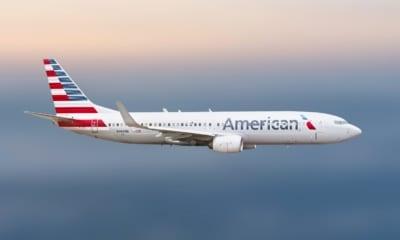 Letadlo American Airlines