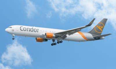 Letadlo společnosti Condor