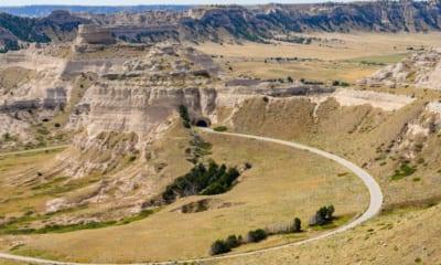 Národní park založený kmenem Iowa, USA
