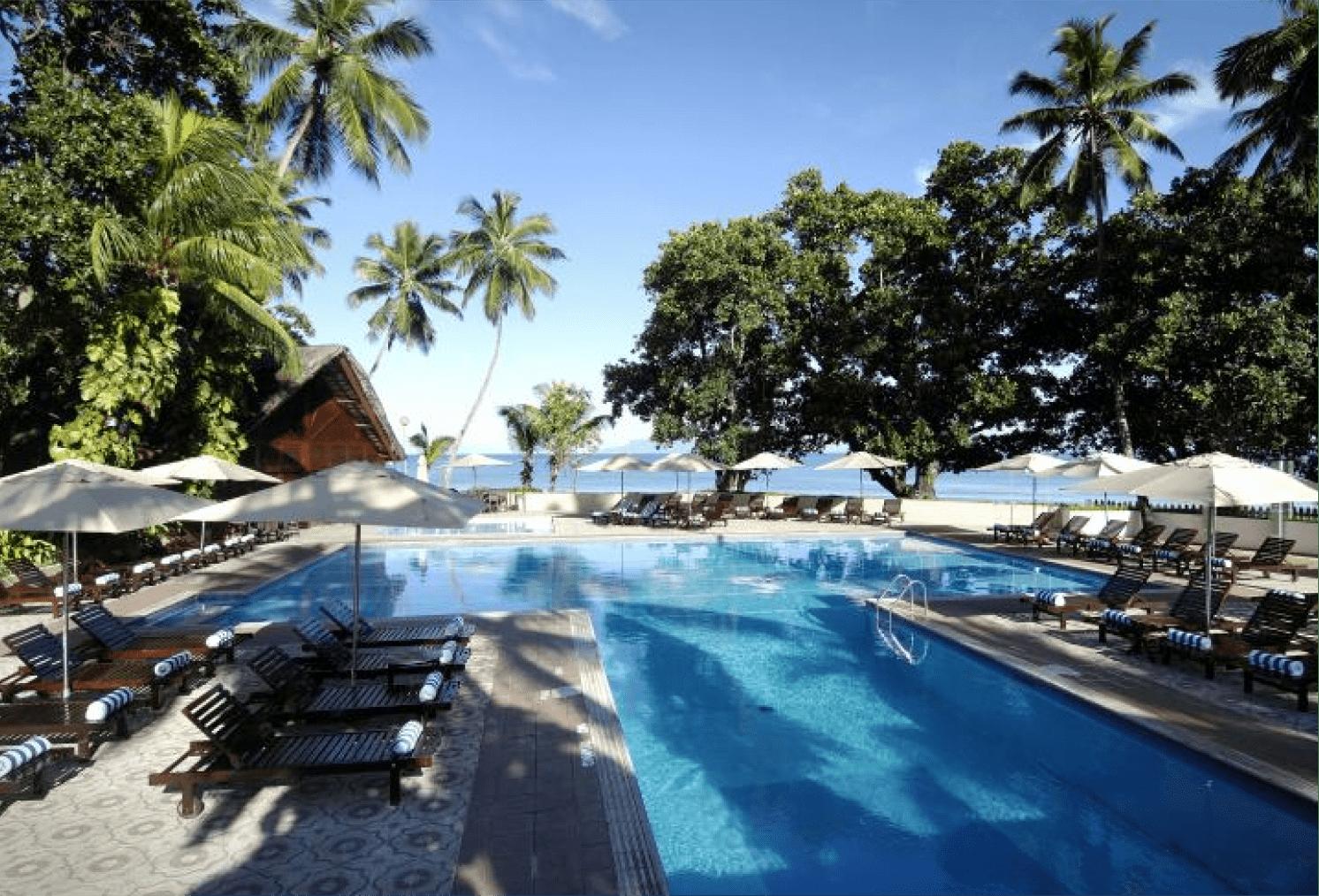 Berjaya Beau Vallon Bay Resort & Casino***, dovolená na pláži, snídaně, seychely