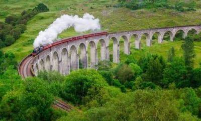 Vlak, Skotsko