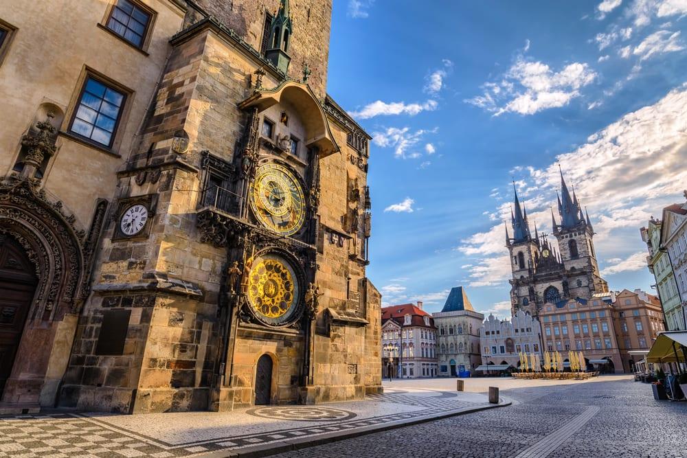 Památky Unesco, Praha