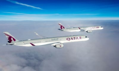 Letadla A380 Qatar Airways