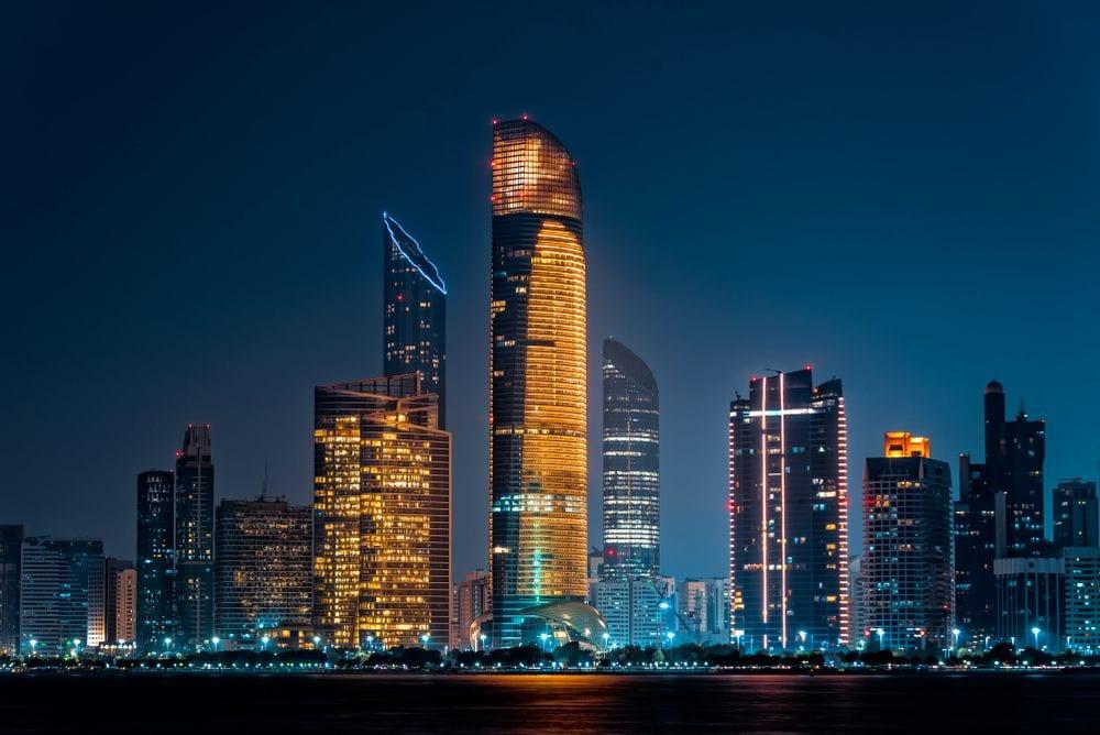 Abu Dhabi, Spojené arabské emiráty