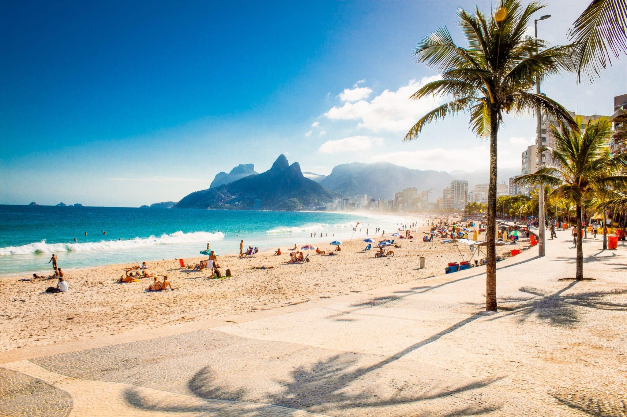 Brazílie má bové podmínky vstupu