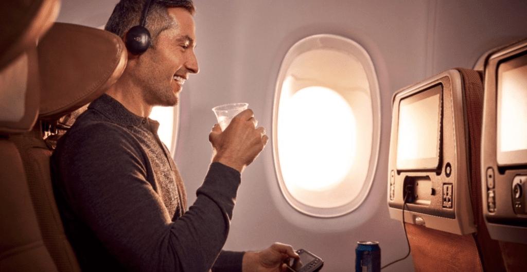 Etihad Airways, multimedialni system