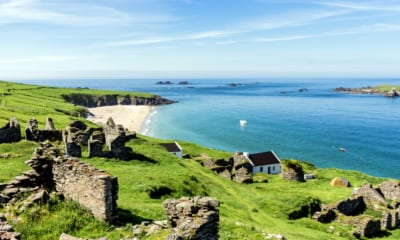 Irsko - Great Blasket Island