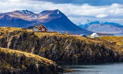Islandská krajina, nový turismus