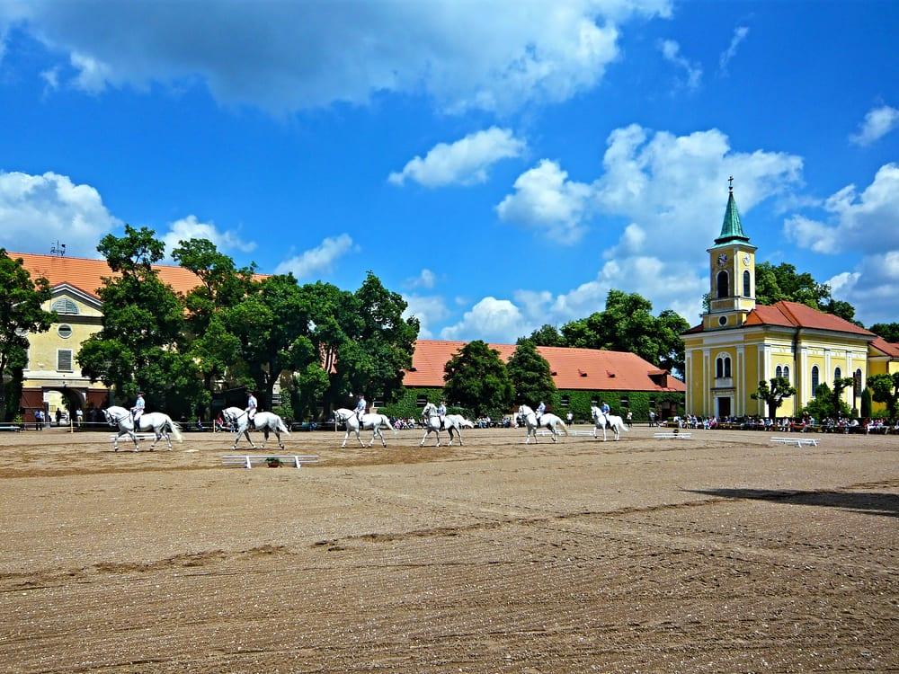 Hřebčín Kladruby nad Labem, památky Unesco