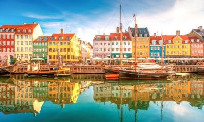 Dánsko, Kodaň