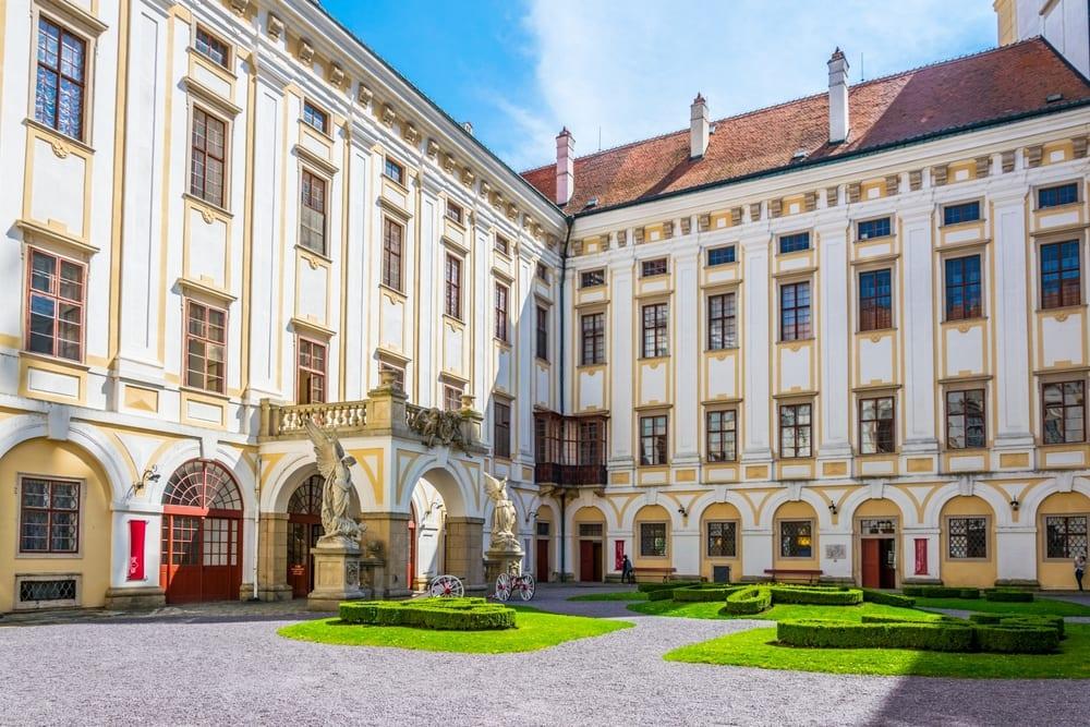 Kroměříž, Památky Unesco