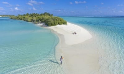 Maledivy, Sun Island, dovolená