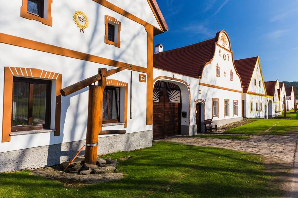 Holašovice, památky Unesco