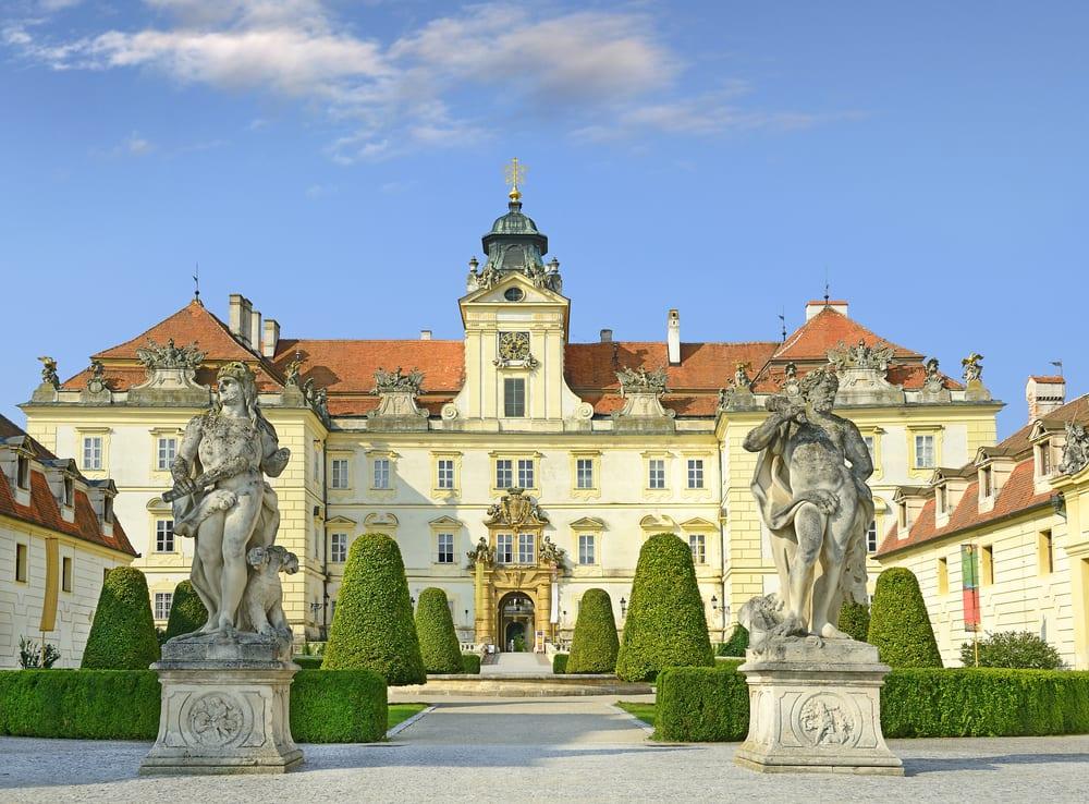 Valtice, Památky Unesco