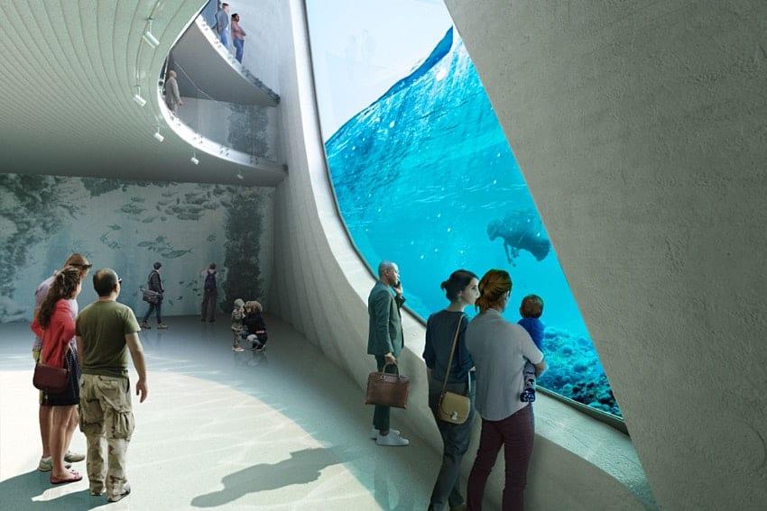 Austrálie observatoř podmořského života