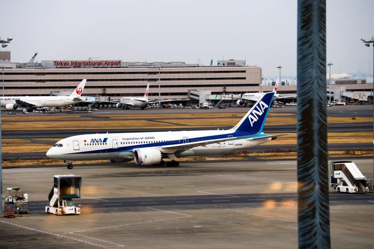 Letadlo ANA