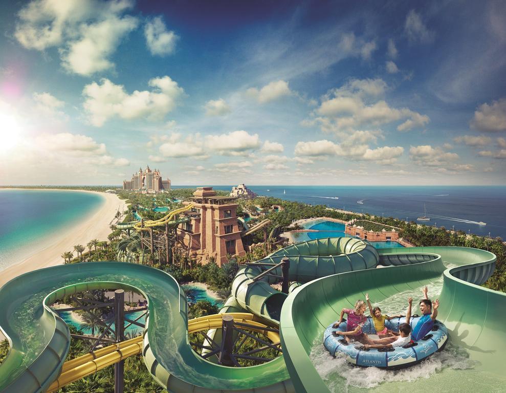 Hotel Dubaj - 5*Atlantis – The Palm