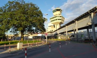 Berlínské letiště Tegel