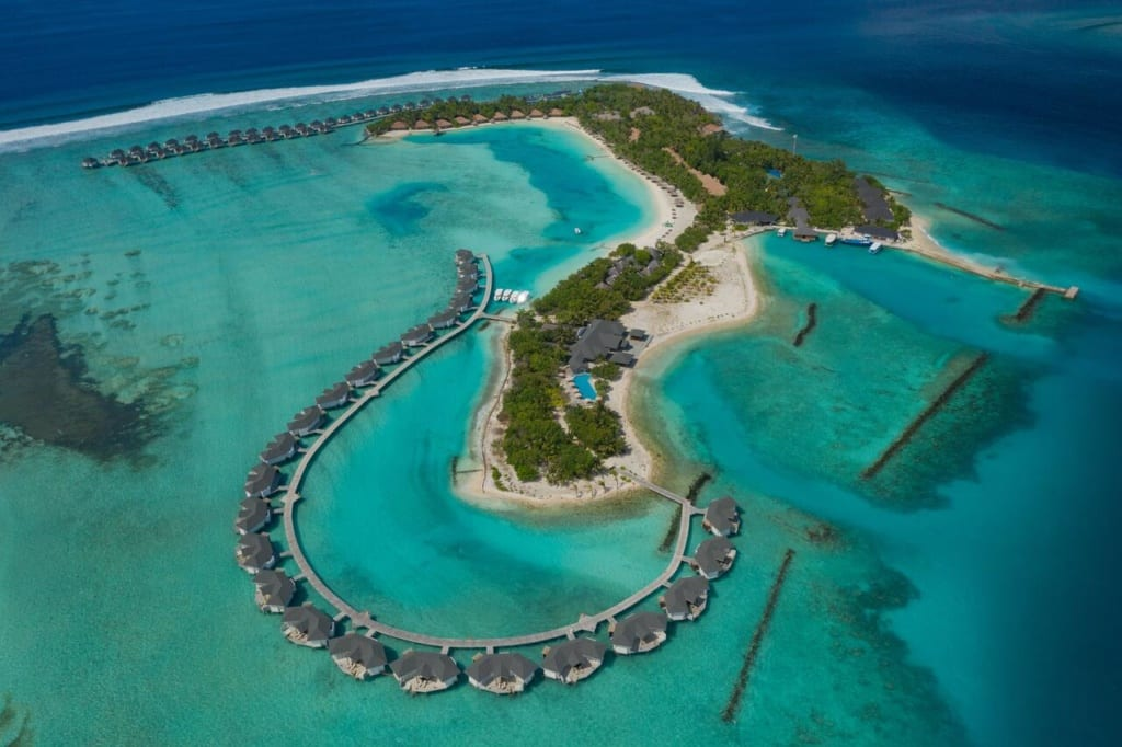 Maledivy, All Inclusive dovolená, cinnamon resort