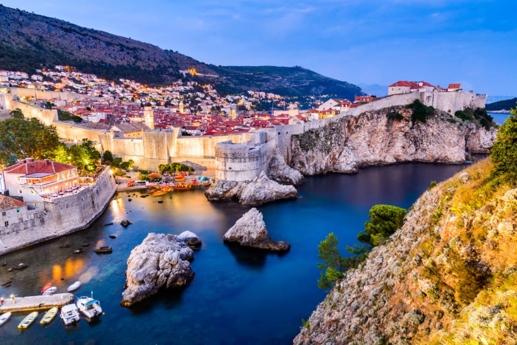 Dubrovnik, Chorvatsko