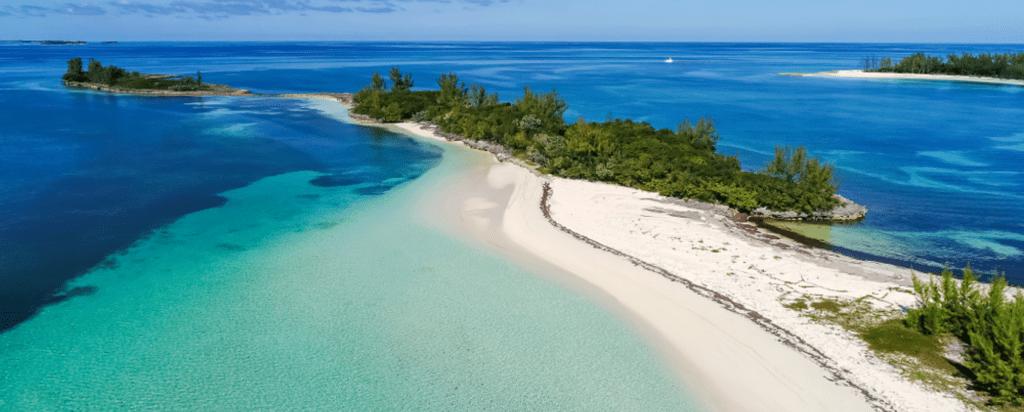 Kam bezpečně cestovat za koronaviru, otevřené země, Bahamy