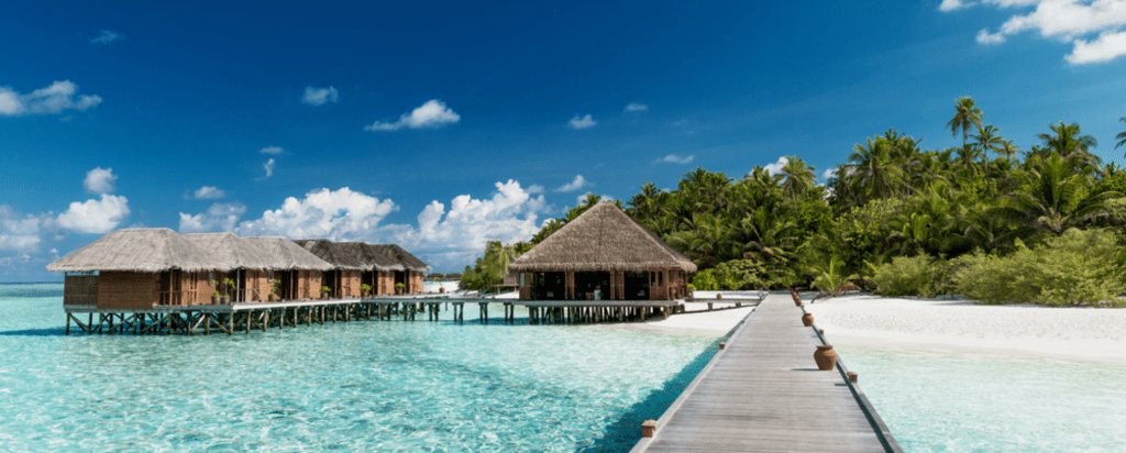Kam bezpečně cestovat za koronaviru, otevřené země, Maledivy
