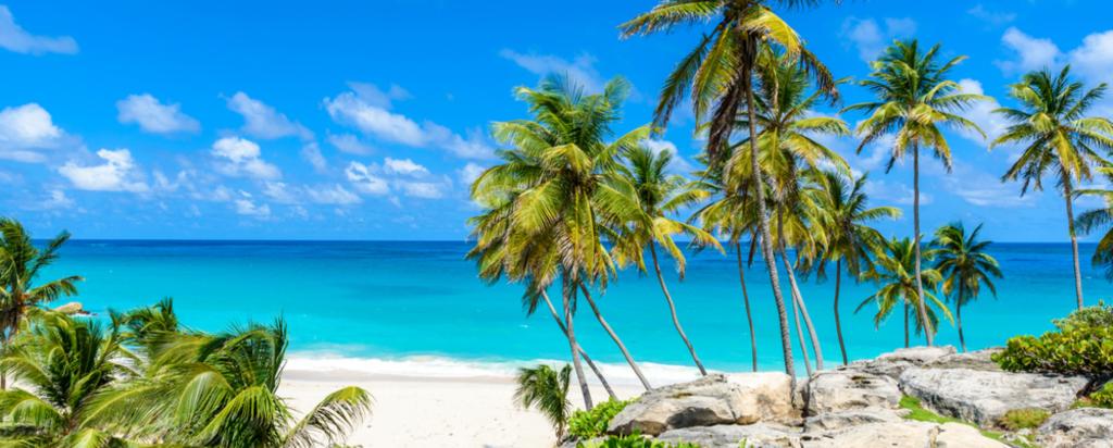 Kam bezpečně cestovat za koronaviru, otevřené země, Barbados