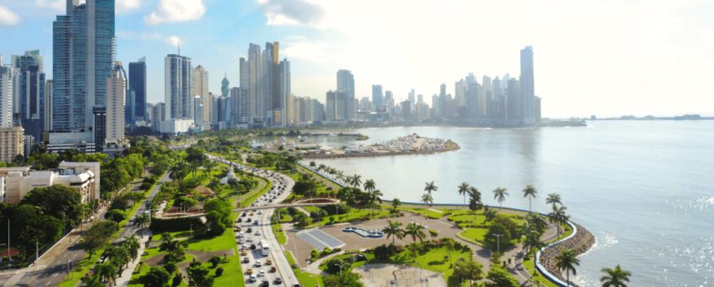 Kam bezpečně cestovat za koronaviru, otevřené země, Panama
