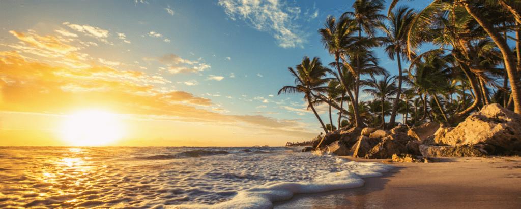 Kam bezpečně cestovat za koronaviru, otevřené země, Dominikánská republika