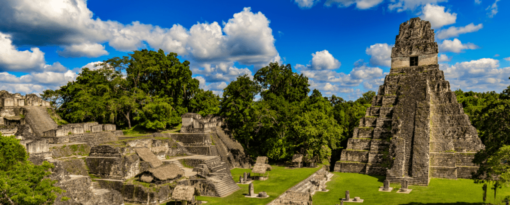 Kam bezpečně cestovat za koronaviru, otevřené země, Guatemala