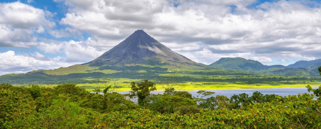 Kam bezpečně cestovat za koronaviru, otevřené země, Kostarica
