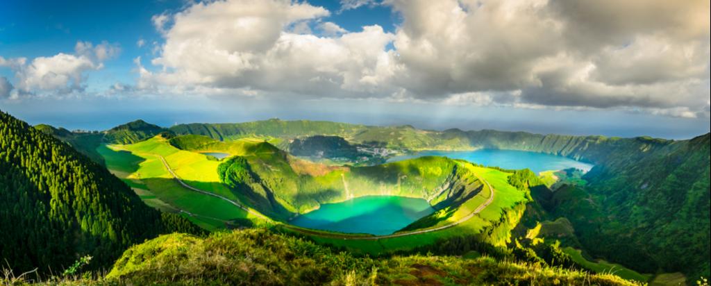 Kam bezpečně cestovat za koronaviru, otevřené země, Azory