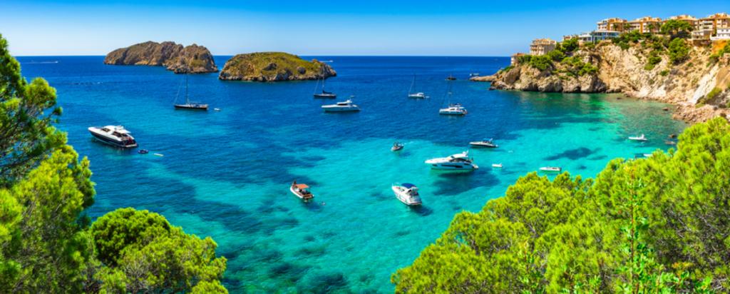 Kam bezpečně cestovat za koronaviru, otevřené země, Mallorca, Baleáry