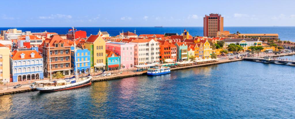 Kam bezpečně cestovat za koronaviru, otevřené země, Curacao