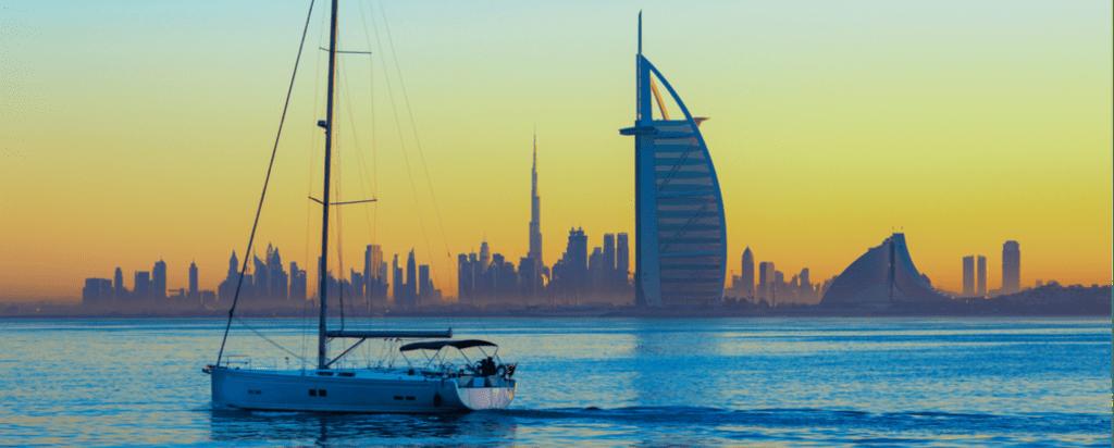 Kam bezpečně cestovat za koronaviru, otevřené země, Dubaj