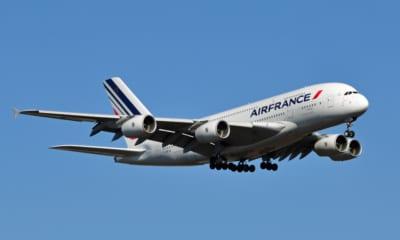 Air France letadlo