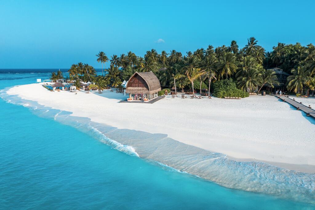 Maledivy - Angsana Resort & Spa Maldives Velavaru