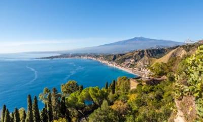 Catania - Sicílie