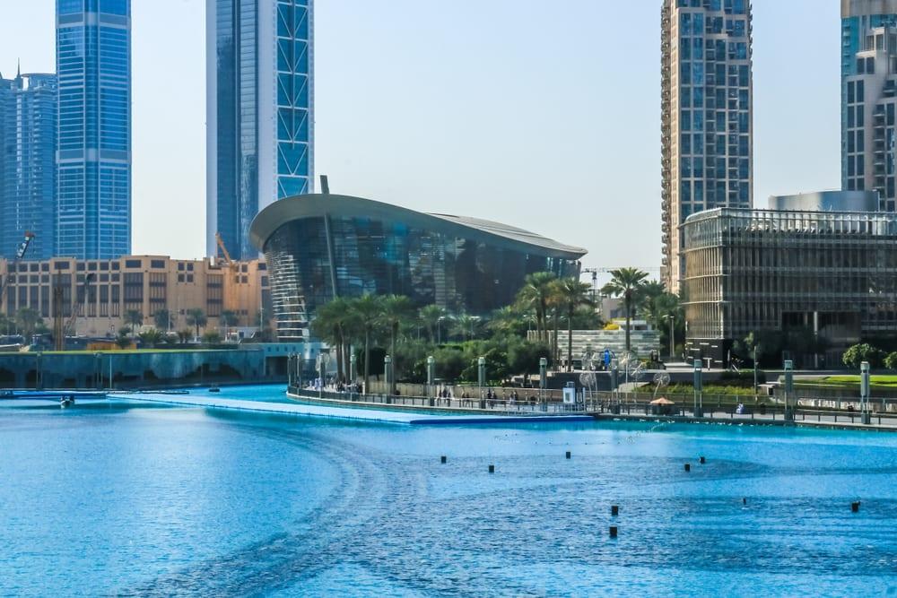 Dubaj - opera