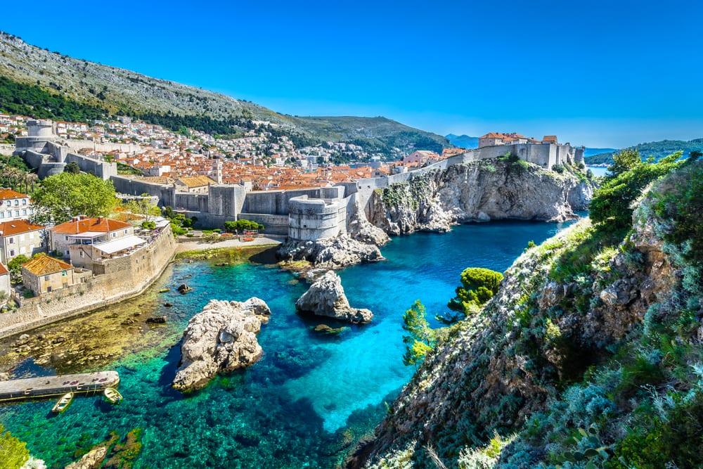 Dubrovnik - Chorvatsko