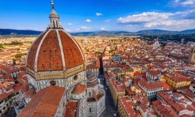 Florencie v Itálii