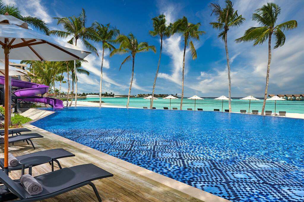 Maledivy - Hard Rock
