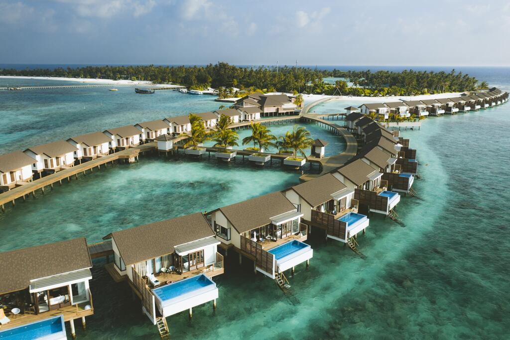 Maledivy - Atmosphere Kanifushi