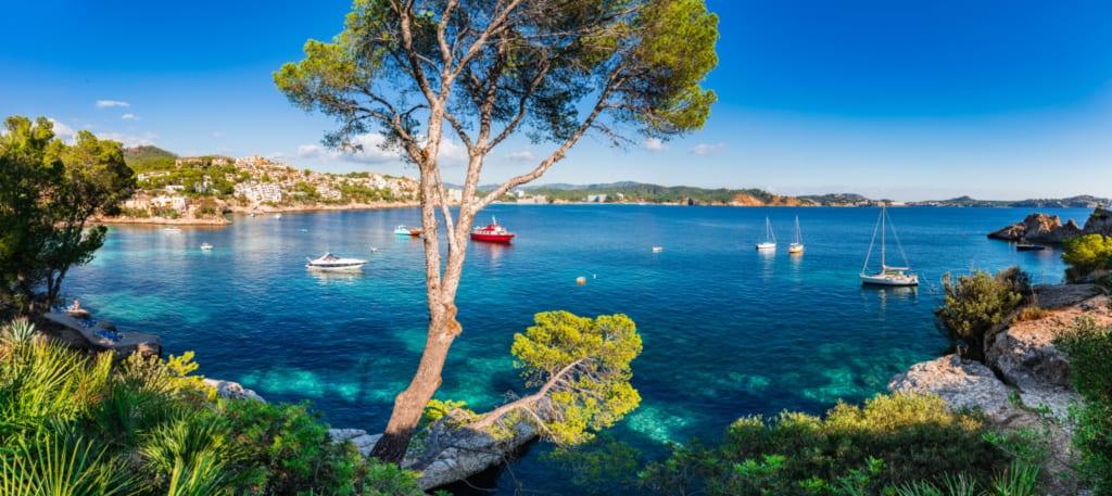 Mallorca moře