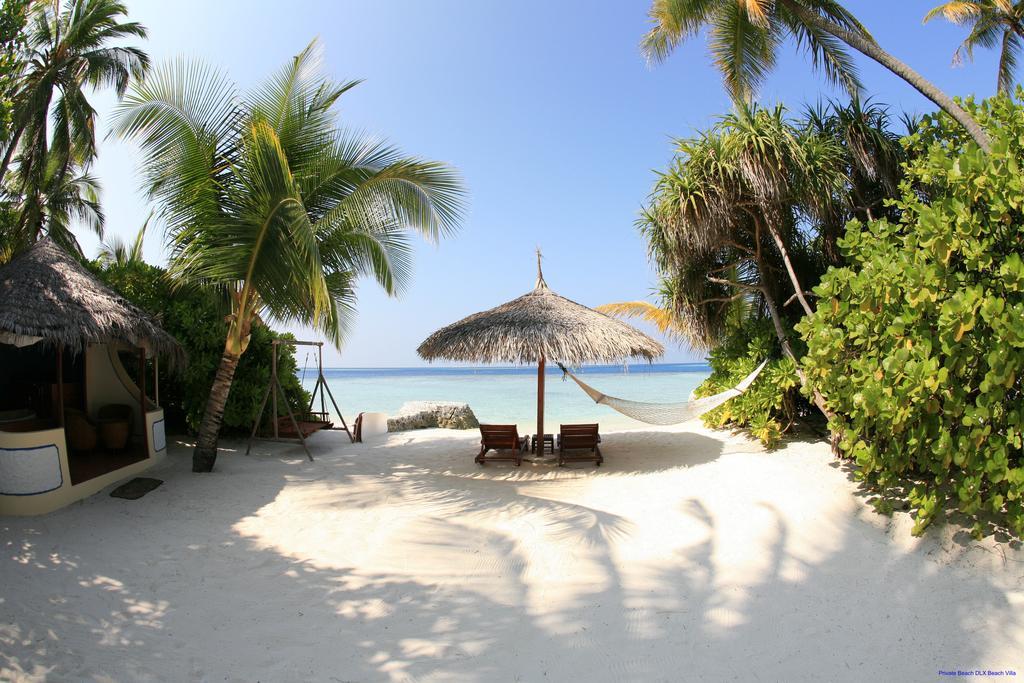 Maledivy - Nika Island Resort & Spa